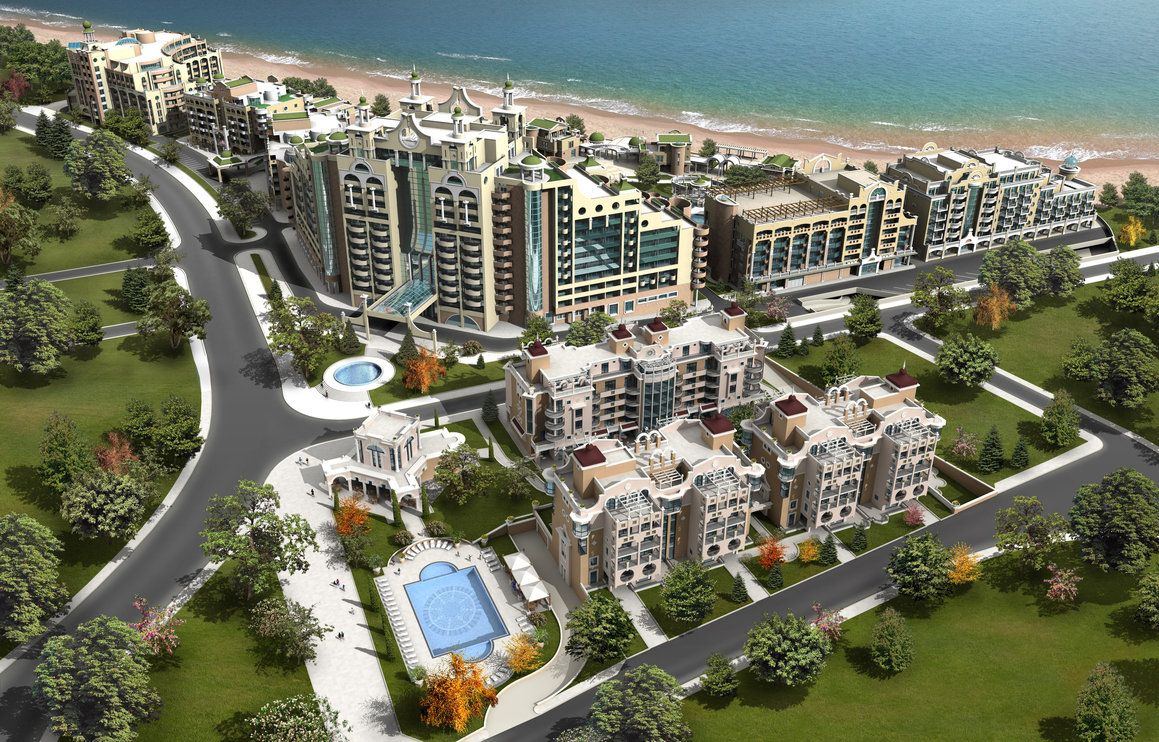 Sunset Resort Phase 2 Presented By Lngroup Management Ltd