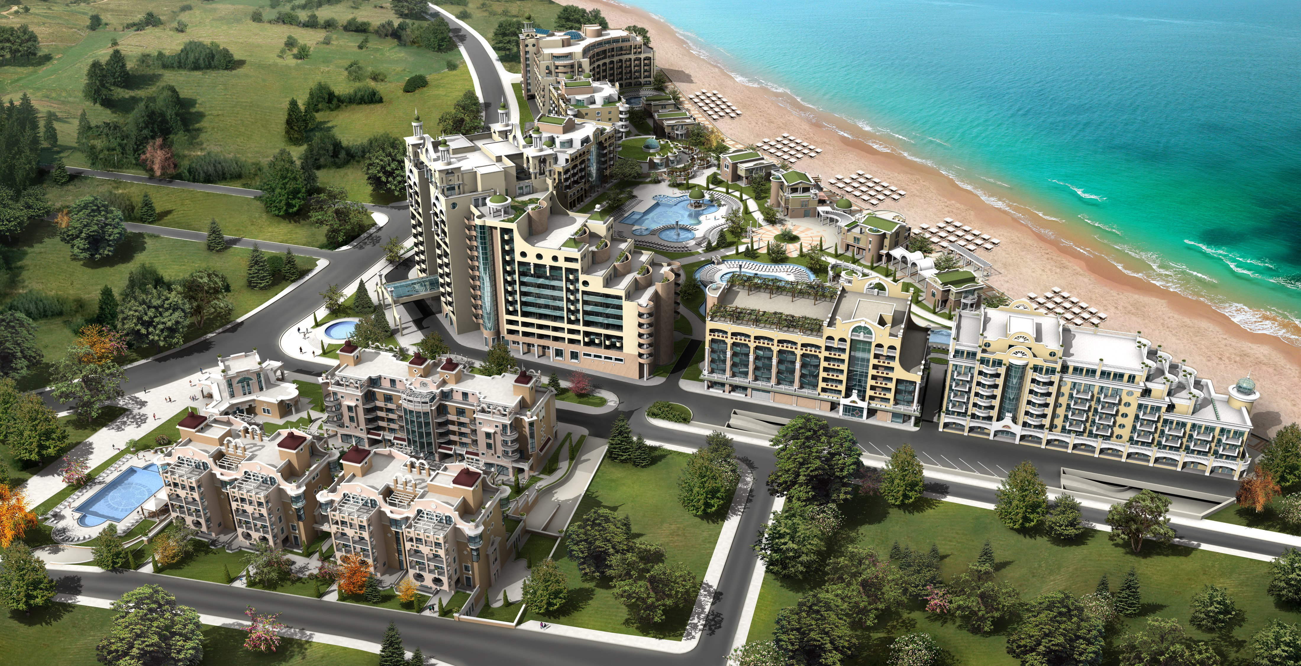 Sunset resort phase 2 presented by lngroup management ltd Sunset lodge